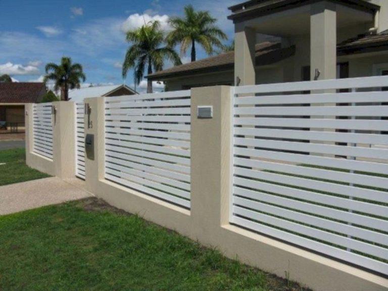 modello recinzione